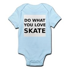 Do what you love skate Body Suit