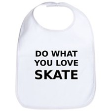 Do what you love skate Bib