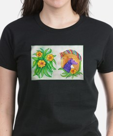 Daylillies Curly Luv T-Shirt