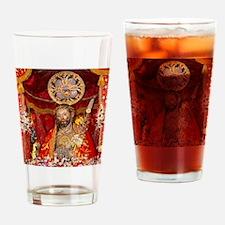 Santo Cristo Drinking Glass