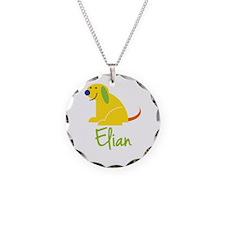 Elian Loves Puppies Necklace