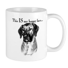 Ridgeback Happy Face Mug