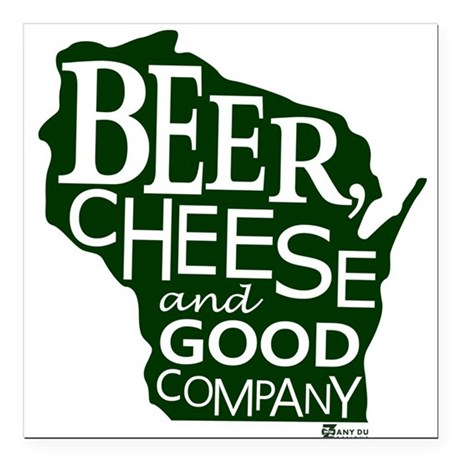 Beer, Chees & Good Company in Green Square Car Mag