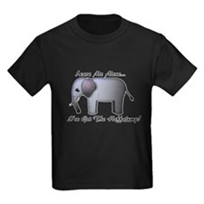 Leave me alone - Ive got the heffalump! T-Shirt