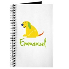 Emmanuel Loves Puppies Journal