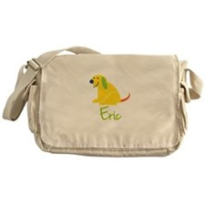 Eric Loves Puppies Messenger Bag