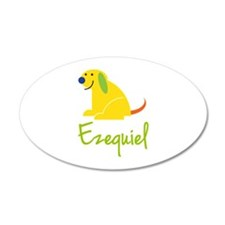 Ezequiel Loves Puppies Wall Decal