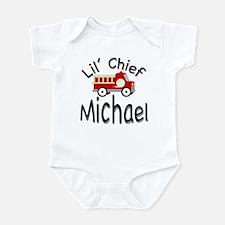 Chief Michael Infant Bodysuit