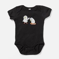 Psychiatrist Baby Bodysuit