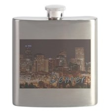 Denver Colorado Flask