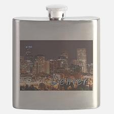 Denver Colorado Flask