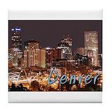 Denver Tile Coasters