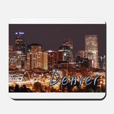 Denver Colorado Mousepad