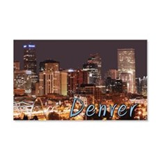 Denver Colorado Wall Decal