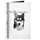 Husky Journals & Spiral Notebooks