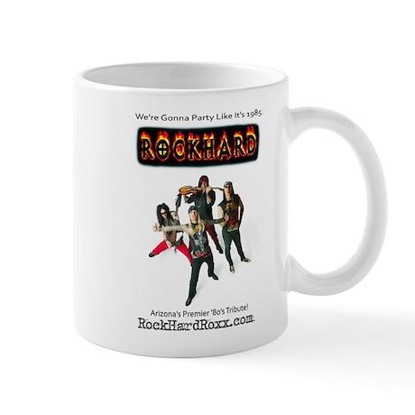'80's Tribute Band RockHard Phoenix AZ Mug