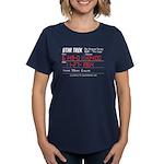 Legendary Trek - The Cage Women's Dark T-Shirt