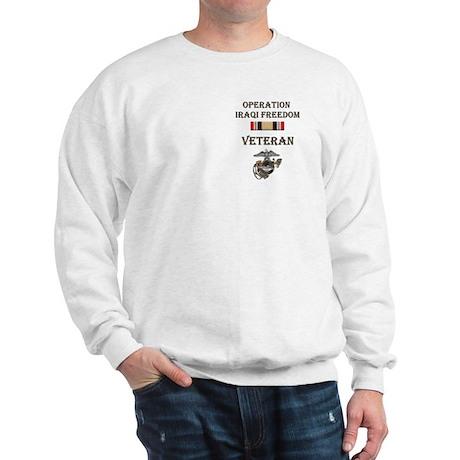 OIF Veteran Sweatshirt