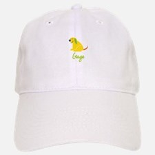 Gage Loves Puppies Baseball Baseball Baseball Cap