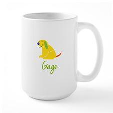 Gage Loves Puppies Mug