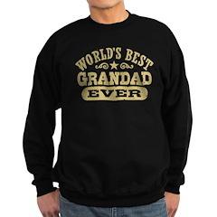 World's Best Grandad Ever Sweatshirt