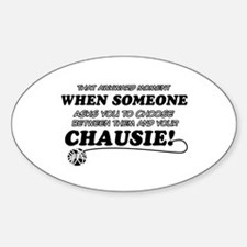 Chausie cat gifts Decal