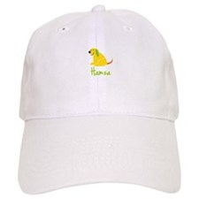 Hamza Loves Puppies Baseball Baseball Cap