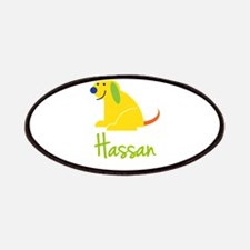 Hassan Loves Puppies Patches