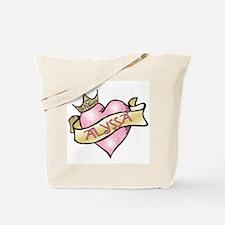 Sweetheart Alyssa Custom Princess Tote Bag