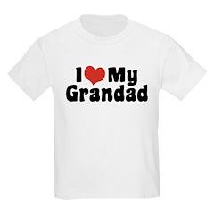 I Love My Grandad T-Shirt
