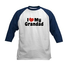 I Love My Grandad Tee