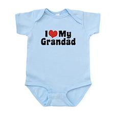 I Love My Grandad Onesie