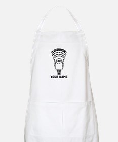 Lacrosse Defense Head Custom Apron