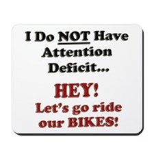 Attention Deficit Mousepad