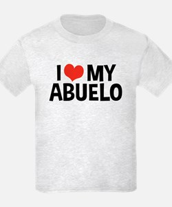 I Love My Abuelo T-Shirt