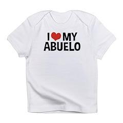 I Love My Abuelo Infant T-Shirt