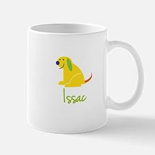 Issac Loves Puppies Small Small Mug