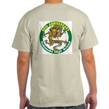 Dragon Pride Ash Grey T-Shirt
