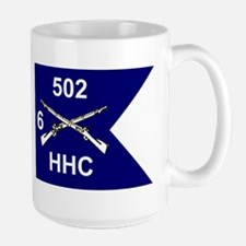 HHC/6/502 Guidon Coffee Mug
