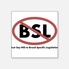 Anti BSL Sticker