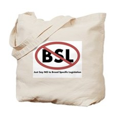 Anti BSL Tote Bag