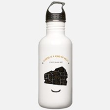 Cheese chart Water Bottle