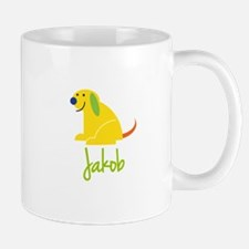 Jakob Loves Puppies Mug