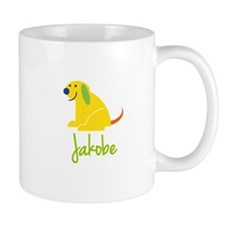 Jakobe Loves Puppies Mug