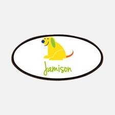 Jamison Loves Puppies Patches