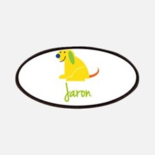 Jaron Loves Puppies Patches