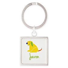 Javon Loves Puppies Keychains