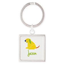 Jaxon Loves Puppies Keychains