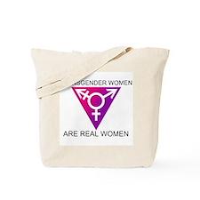 Transgender women Tote Bag