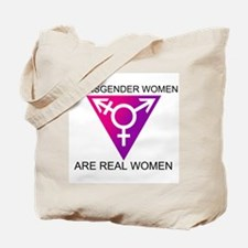 Transgender women Tote Bag